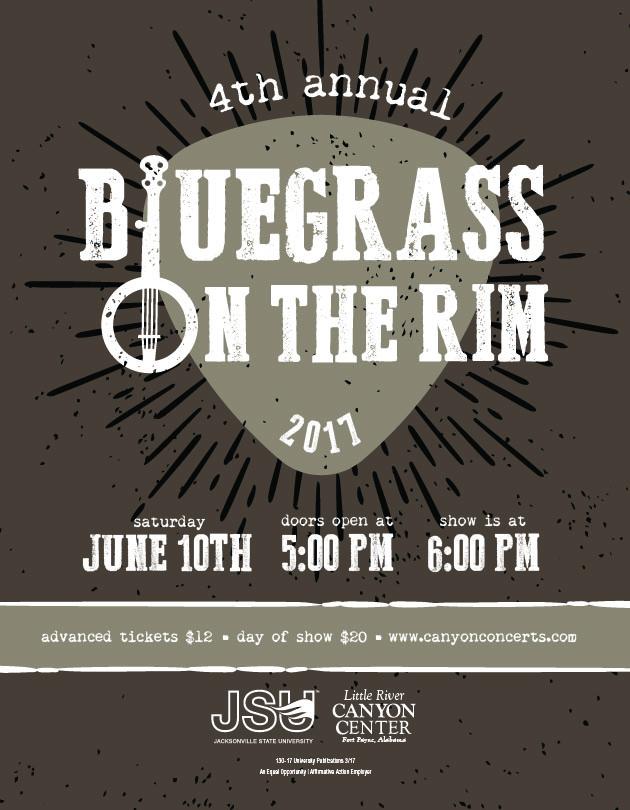 Bluegrass on the Rim