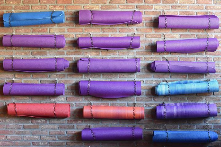 Family yoga in the GArdens Top To Do Birmingham AL