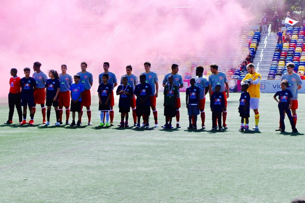 "Birmingham Hammers  ""Alabama's Soccer Team"" Home Opener this Saturday (video & photos)"