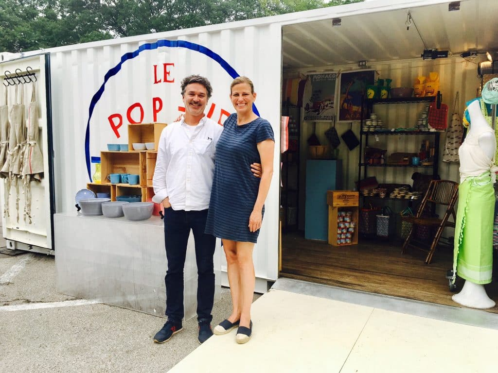 Just in time for Mother's Day – Le Pop-Up is in Forest Park this weekend