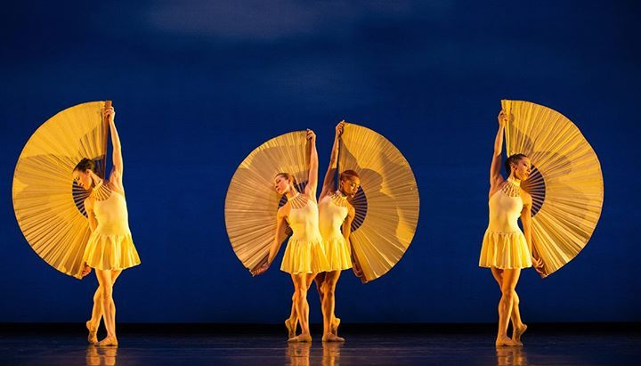 MOMIX Birmingham Top Things To do May 10th - 16th