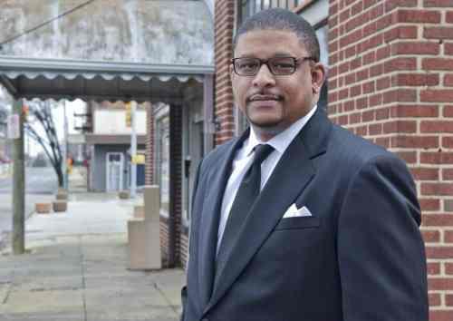 Marcus Lundy Birmingham City Council District 9