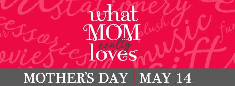Books-A-Million What Mom Really Loves Mother's Day Shop BAM!