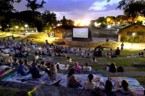 Birmingham Park Movie Guide