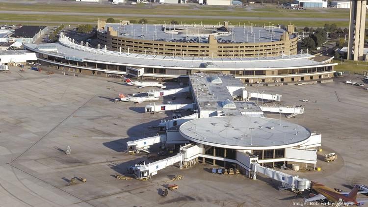 LEED Gold certification awarded to Birmingham Shuttlesworth Airport