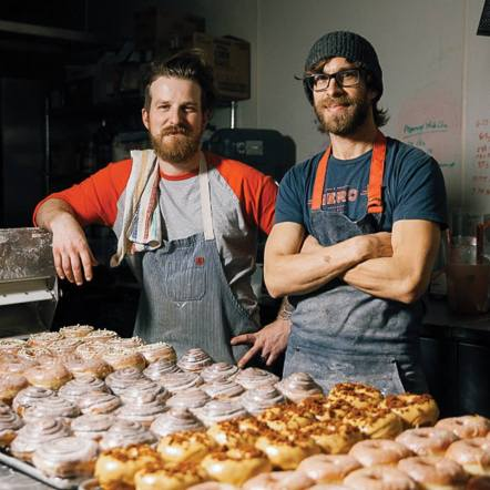 Hero Doughnuts in Homewood