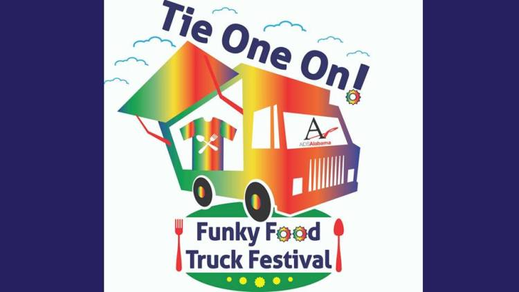 Tie One On! Funky Food Truck Festival Birmingham AL Bham Now