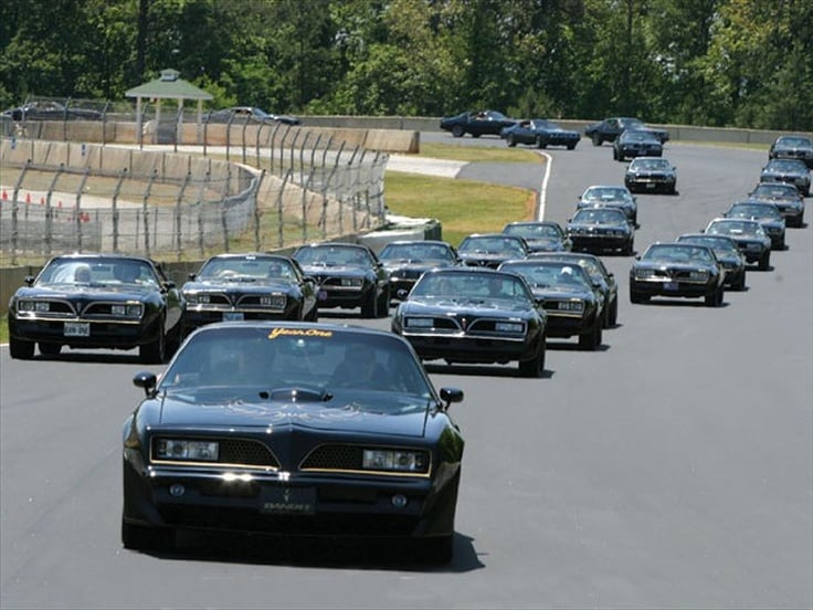 Barber Motorsports Park, one of many pit stops on 11th annual Bandit Run