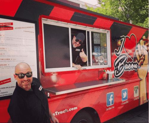 I Love Bacond Food Truck Coming to Birmingham AL
