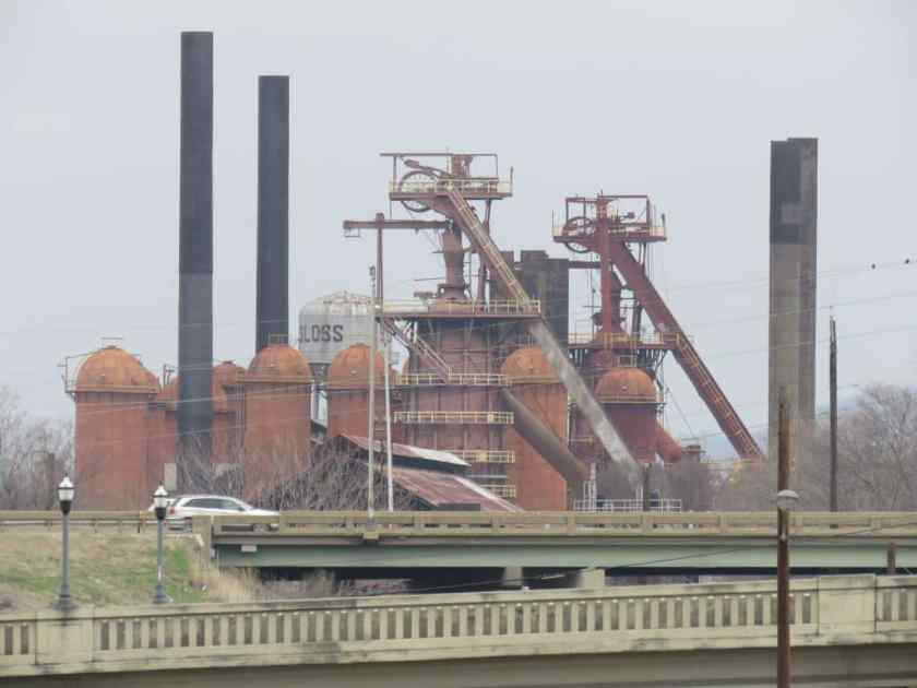 Sloss Furnaces - Birmingham - National Endowment for the Arts
