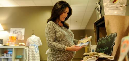 St. Vincent's Monogram Maternity Program Blessed Beginnings Boutique St. Vincent's