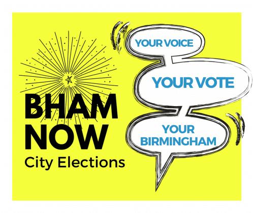 Bham Now, City Council, Campaign, Graphic, Voting, Municipal, Alabama