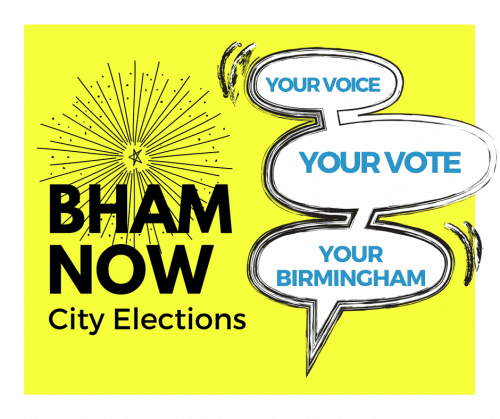Bham Now, City Council, Campaign, Graphic, Voting, Municipal, Alabama