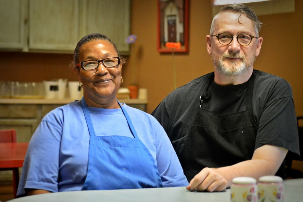 Small business Monday – spotlight on the Downstairs Diner