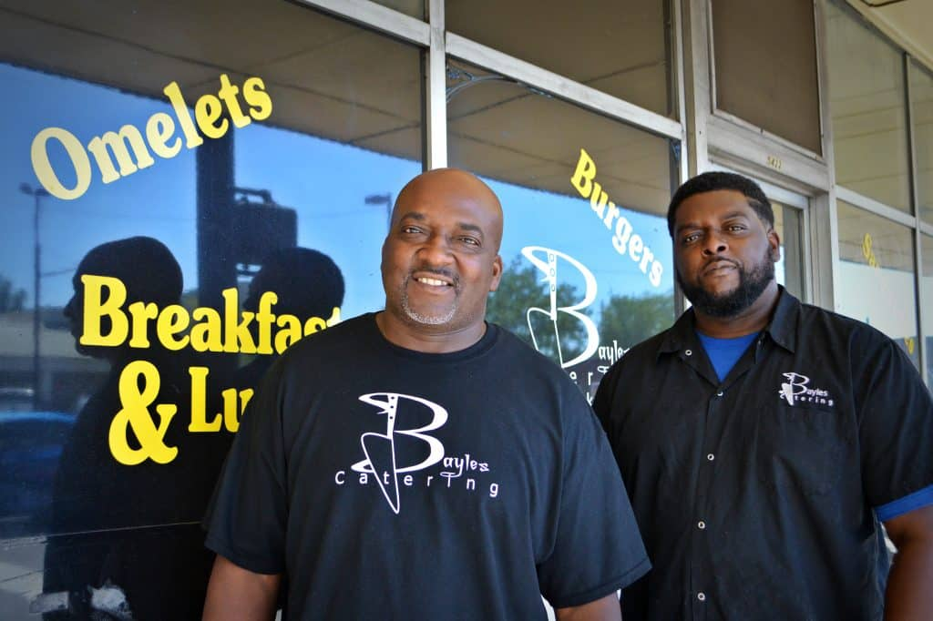 Bayles Restaurant and Catering adds to the new restaurant options in Woodlawn