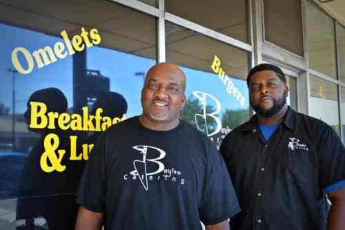 Birmingham AL, Bayles Restaurant