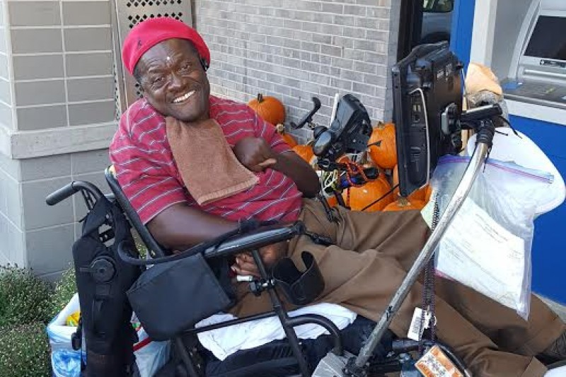 "Inspiring story about ""The Candy Man"" and how Birmingham gives back"