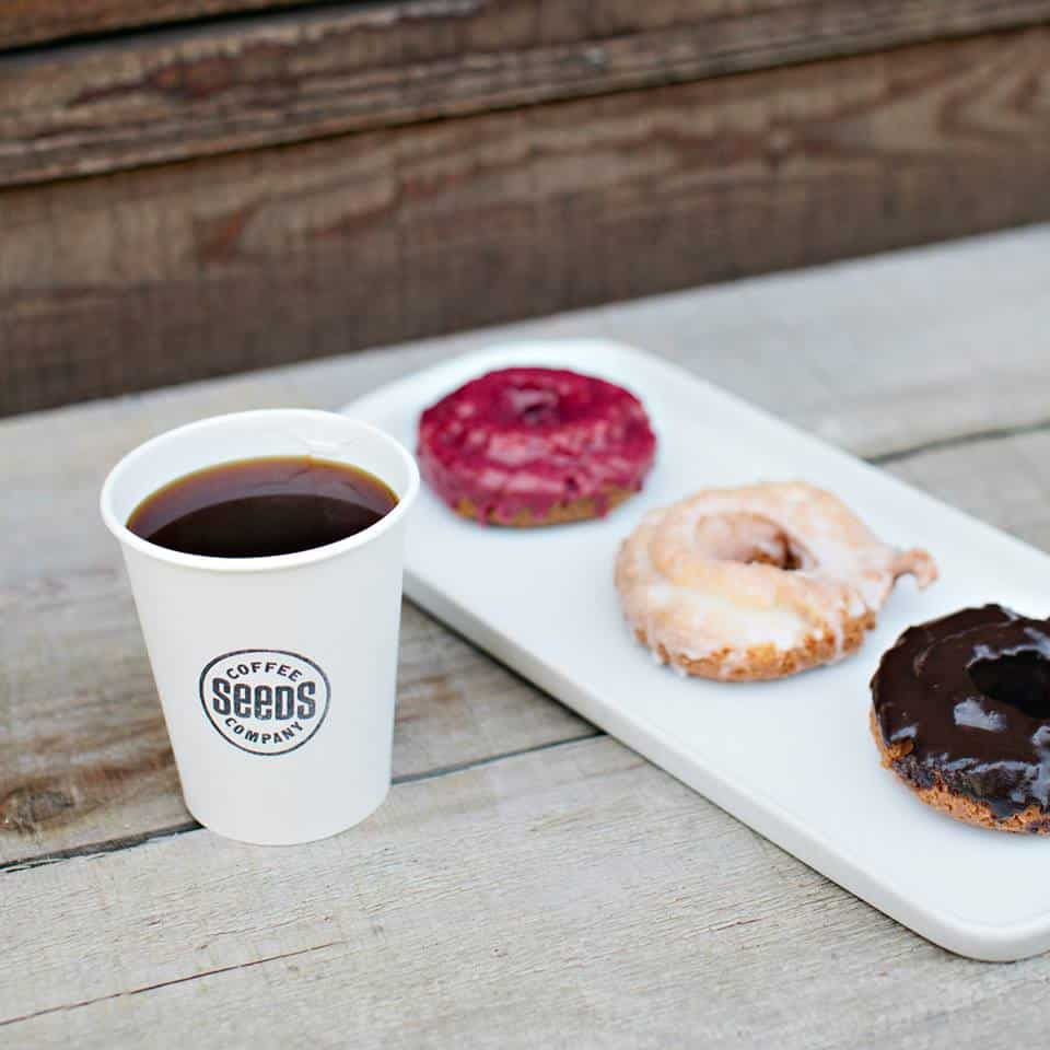 Seeds Coffee Company crowdfunding new Lakeview location
