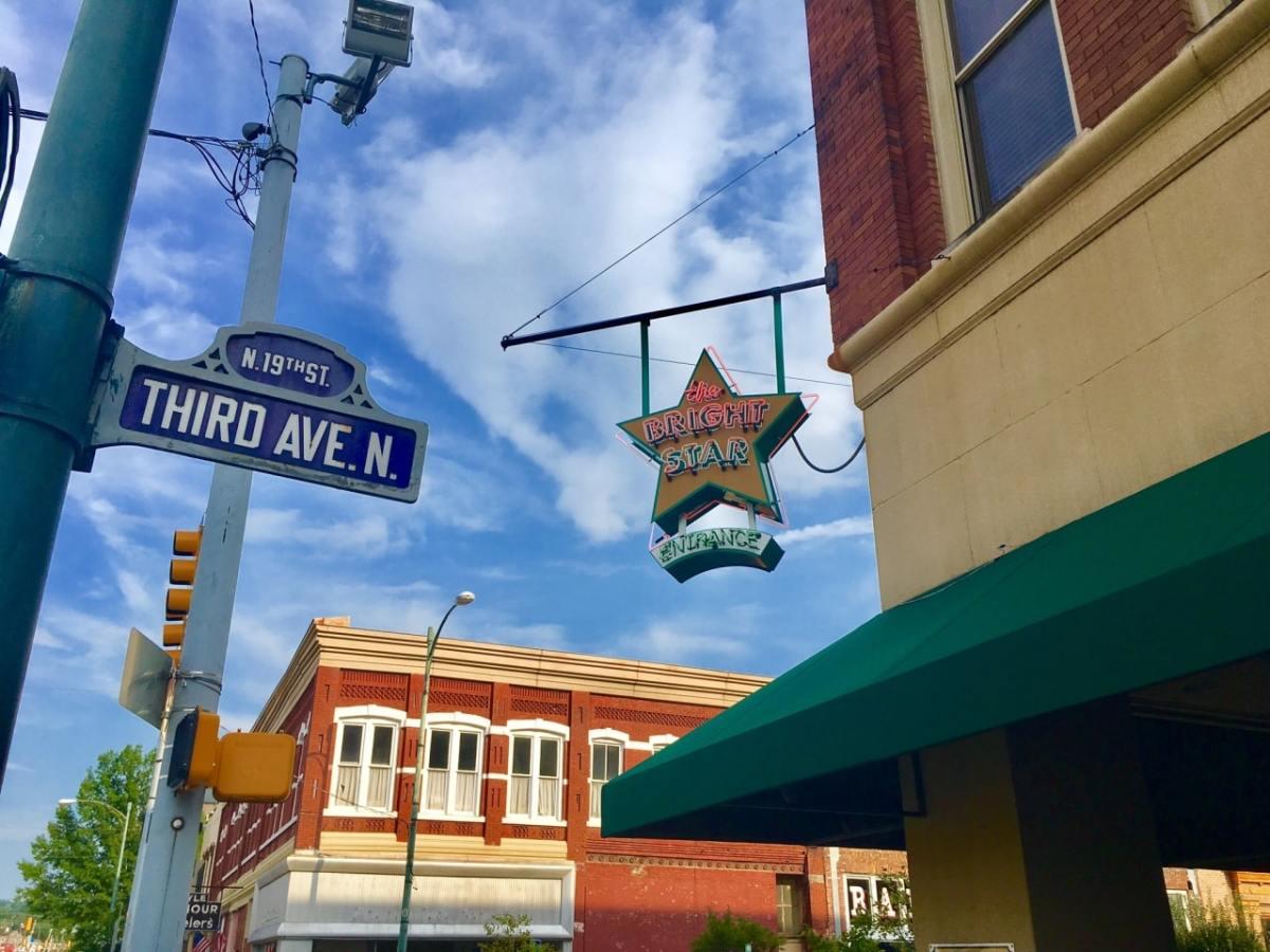 Restoration of The Bright Star murals transforms state's oldest restaurant