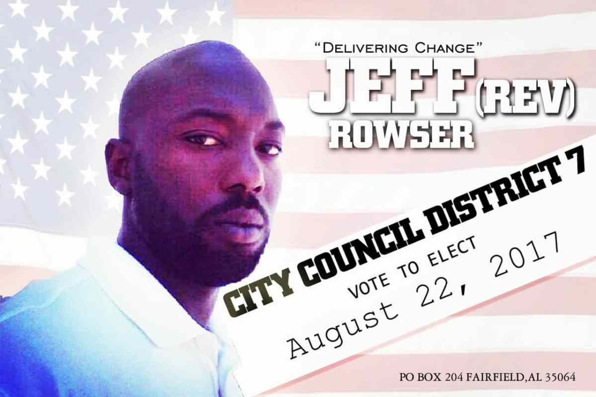 Birmingham postal carrier running for city council, District 7
