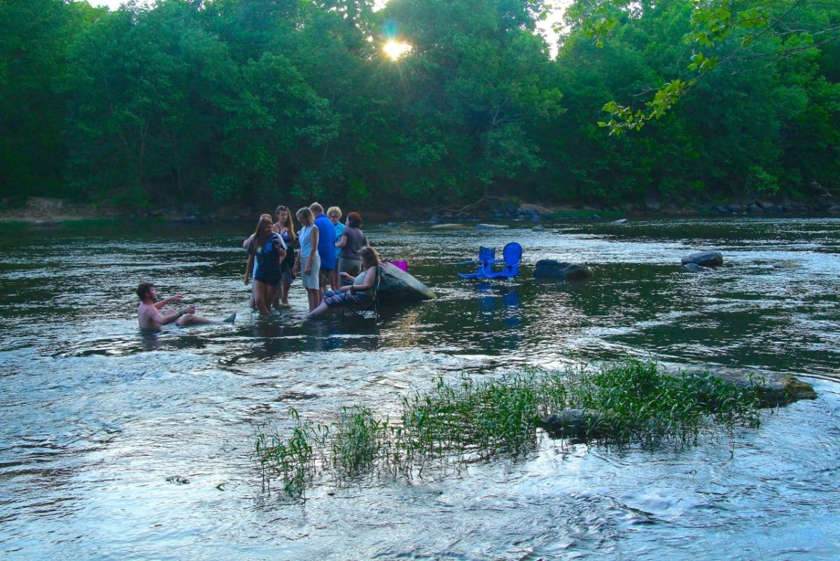 Want to learn more about the Cahaba River?