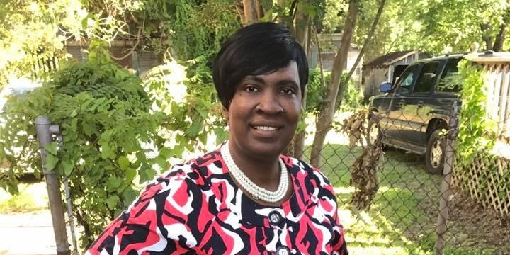 District 8: Candidate Lynette Peters wants to work closely with the Birmingham BOE