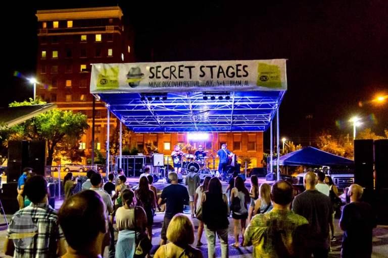 Secret Stages - Birmingham, AL