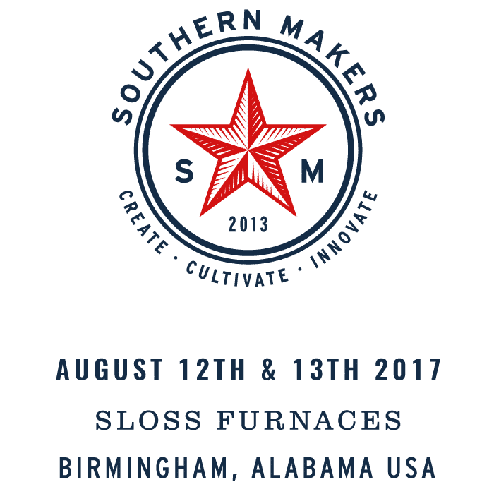 Southern Makers at Sloss Furnaces August 12 – 13