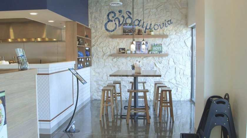 Taziki's welcomes new look and newest addition in Alabaster