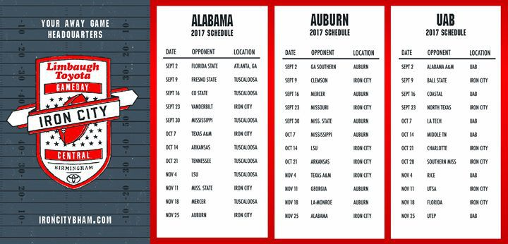 Alabama vs Florida State Gameday Watch Party Birmingham Top Things to Do August September