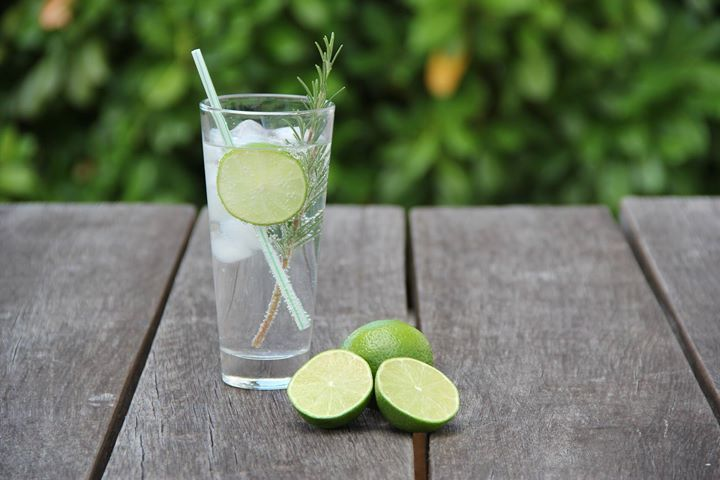 cooling herbal cocktails