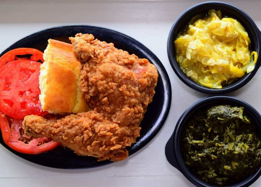 Irondale Cafe Fried Chicken