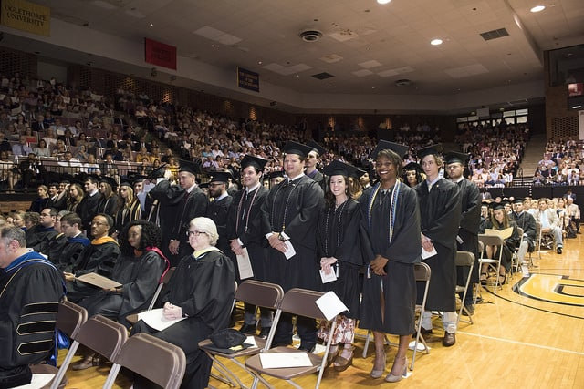 BSC makes top 10 list for preparing students for graduate school