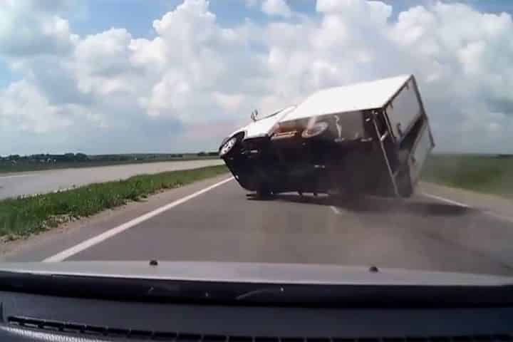 road trip from hell, or average day in Russia?