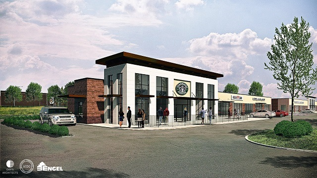 Birmingham CrossPlex Village receives $9 million