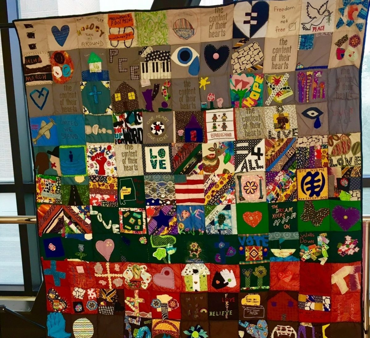 Nature and environmental justice chosen for 2018 March Quilts theme