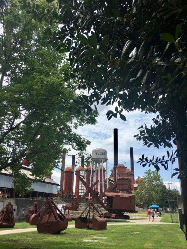Birmingham, Alabama, Sloss Furnaces