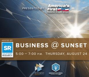 Business @ Sunset
