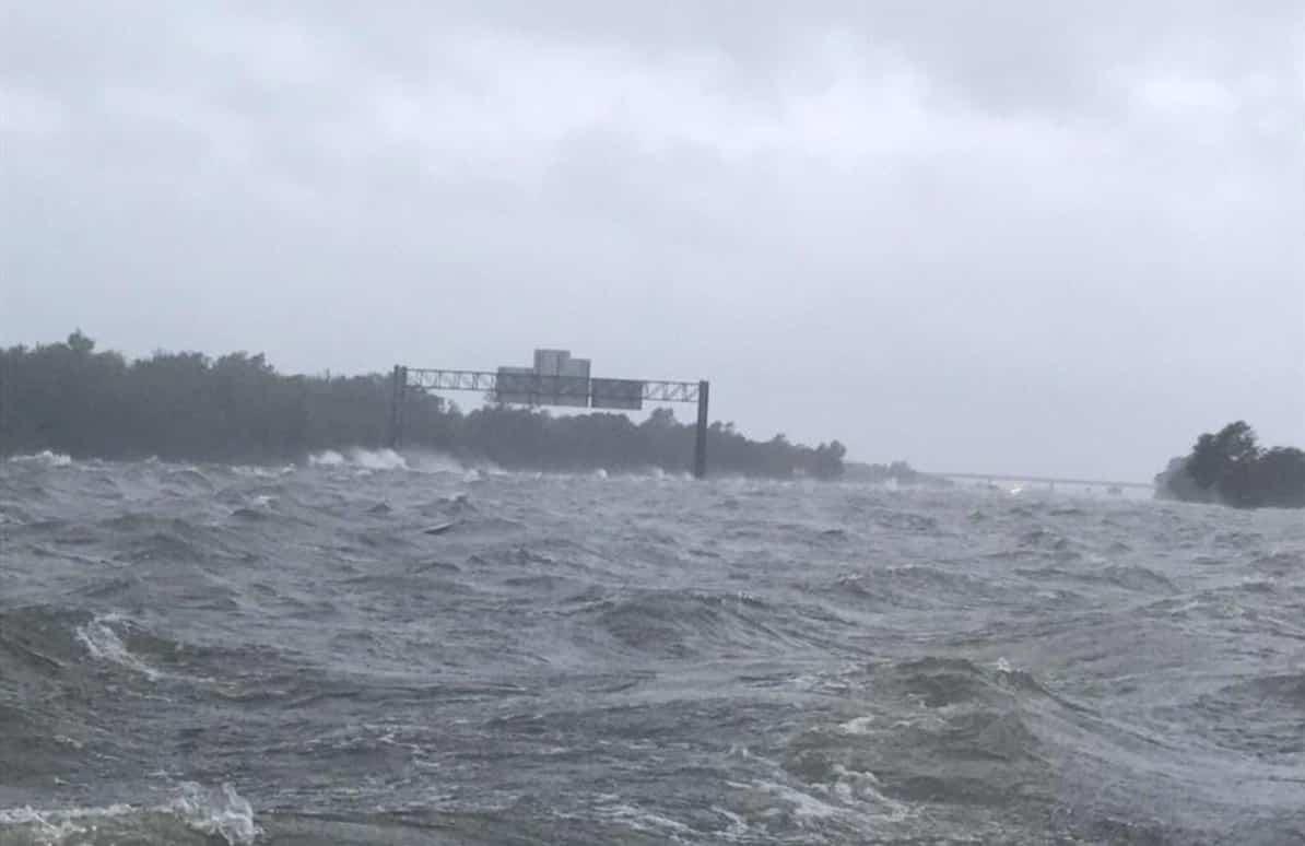 harvey interstate flooding