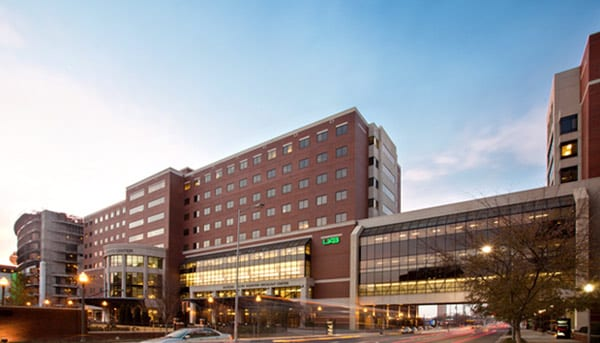 UAB Hospital ranked highly by U.S. News & World Report