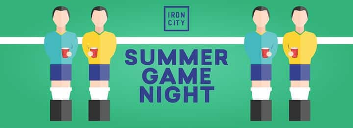 summer game night