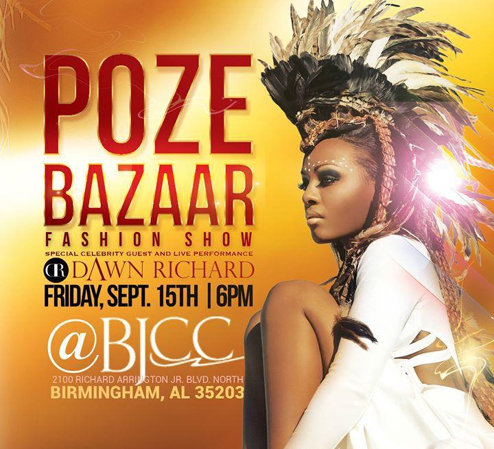Poze Bazaar Charity Fashion Show