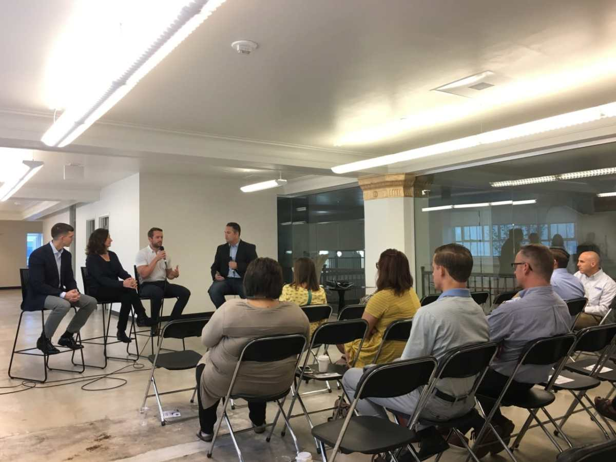 Here's what you missed at Forge's first Business Breakthrough Session