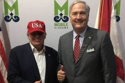 President, Donald, Trump, U.S. Senator, Luther Strange, Alabama, Birmingham, Huntsville, Senate, Election, Runoff, politics