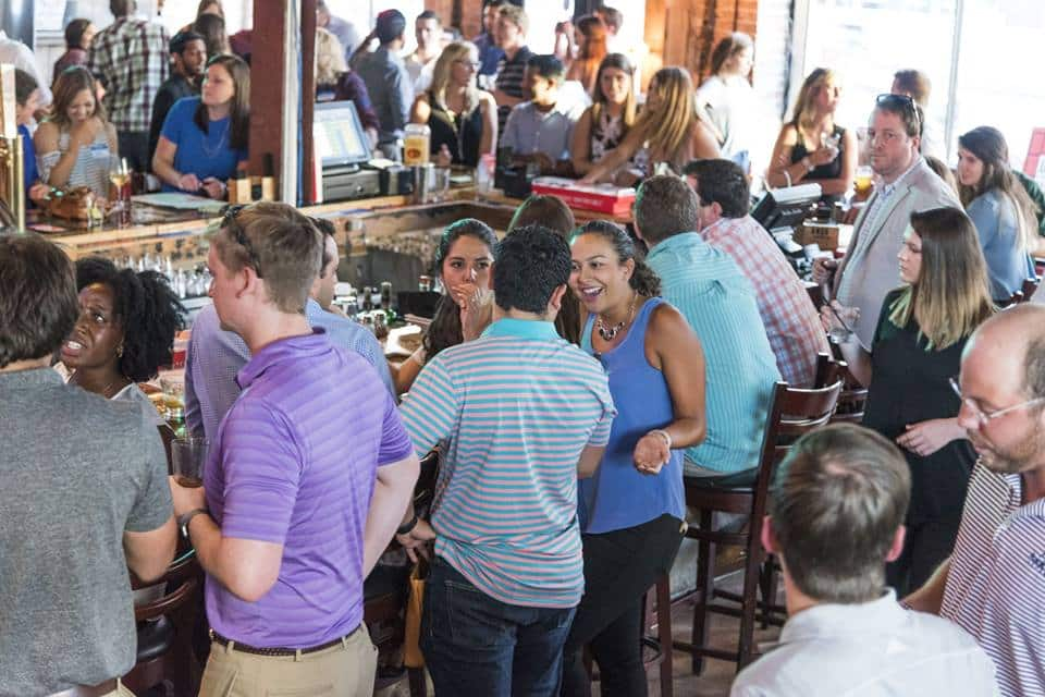 TOMORROW: YPBirmingham's September Social with a DJ, open bar, and very special guests