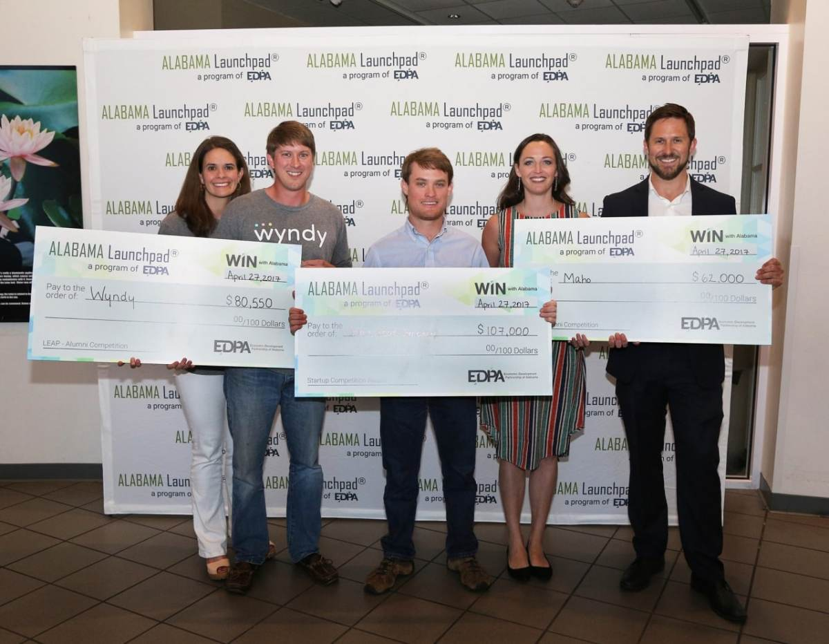 Alabama Launchpad Startup Competition is Nov. 15th: FOUR startups are from Birmingham