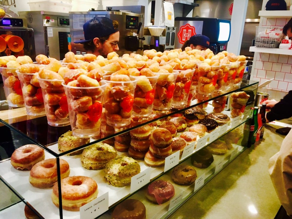Hero Donuts – from pop-up shop to storefront