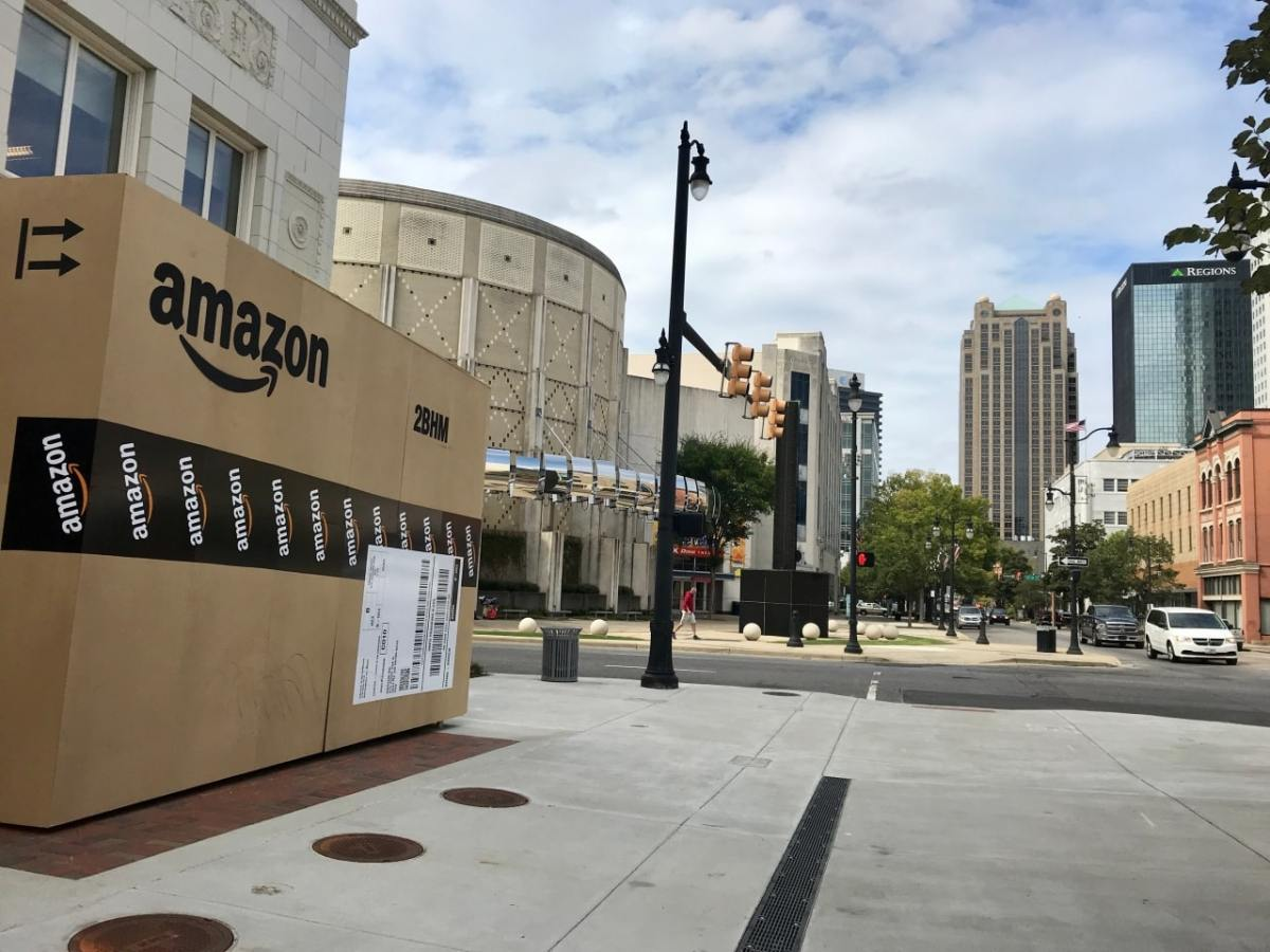Why Amazon should take a chance on Birmingham