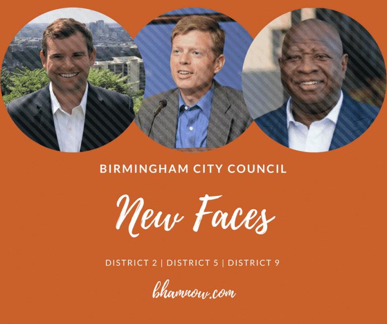 Birmingham, Alabama, mayor, school board, BOE, city council, vote, voting, election, runoff, politics
