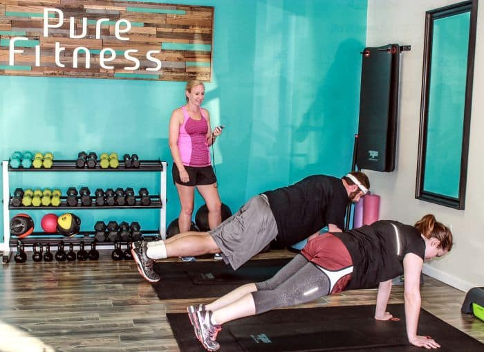 It's all about your personal best at Pure Fitness in Vestavia